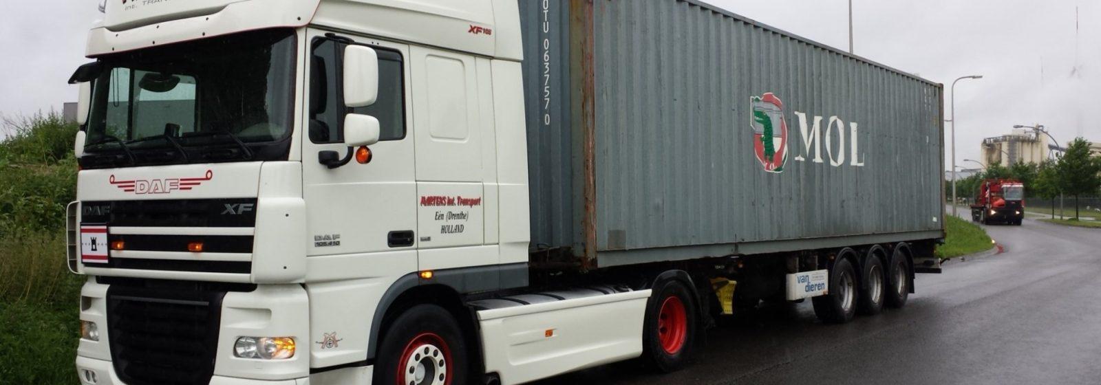 Martens int Transport